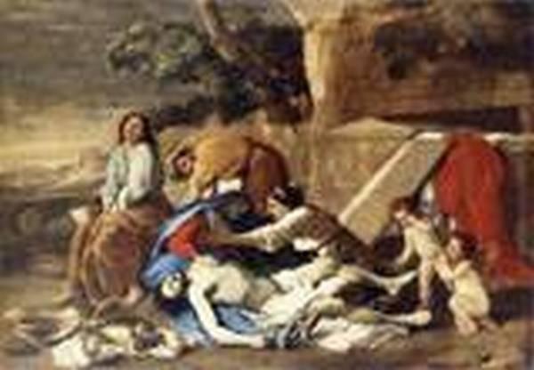 Lamentation over the body of christ 1628 29 xx alte pinakothek munich